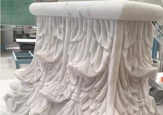 雕刻―柱帽